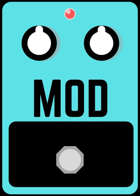mod pedal