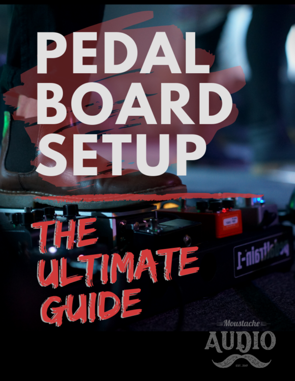 Pedal Board Setup: The Ultimate Guide
