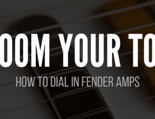 Best Fender Amp Settings